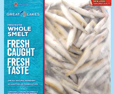 Whole Smelt